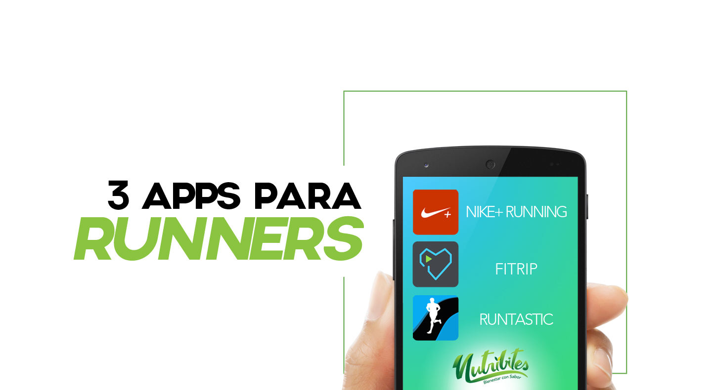 3 Apps para RUNNERS